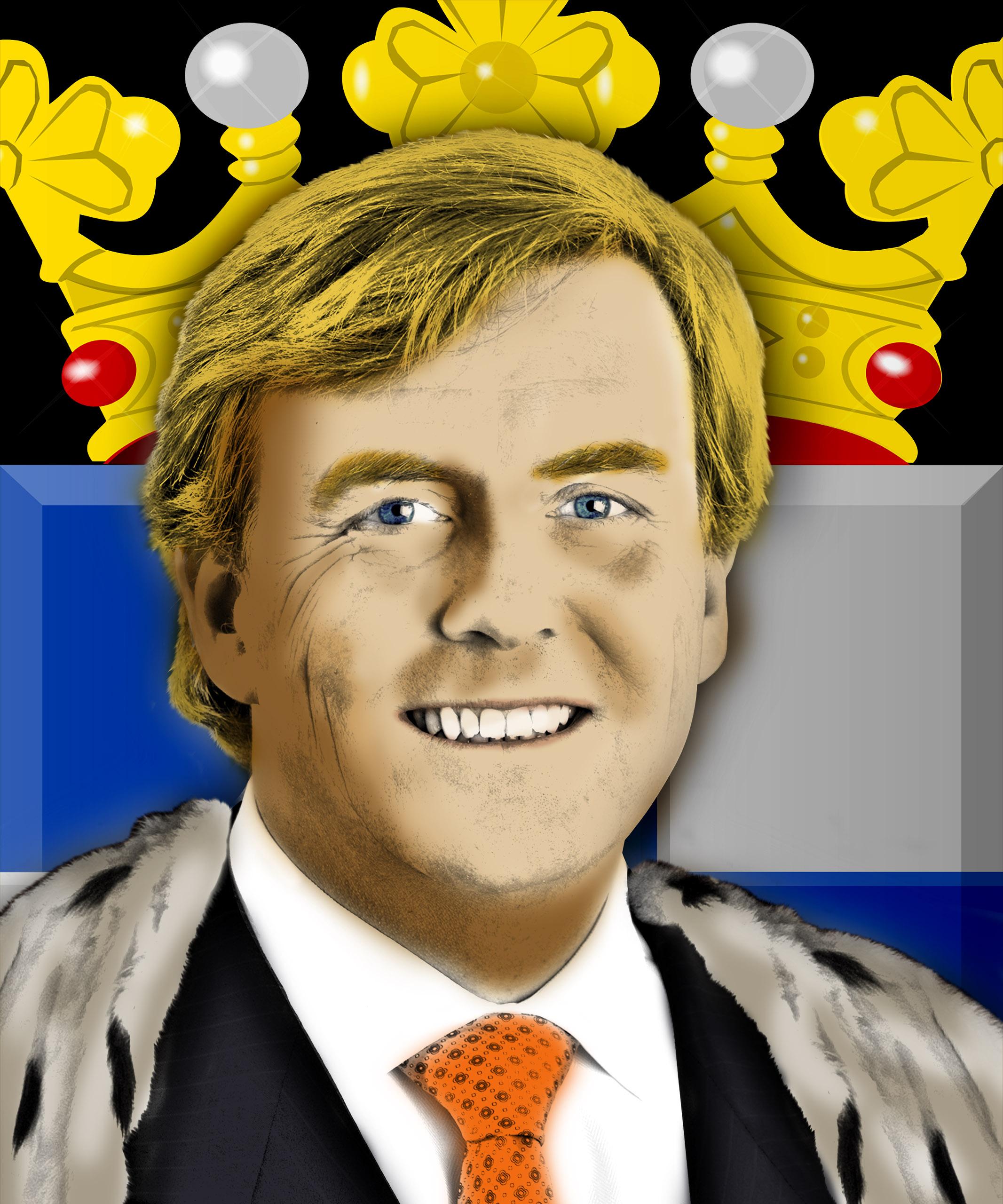 After-Koning Willem Alexander